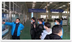 河南省烟草gongsi对bbim娱乐下载开展热泵替代燃mei烤房xian场调研